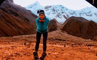 Huaraz Sylwia Travel