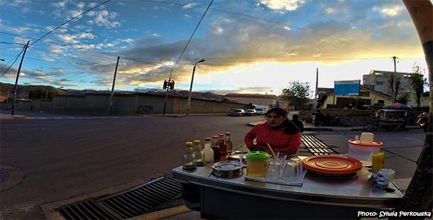 Peruvian tea emoliente