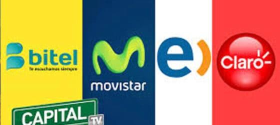 mobile phone operators in Peru