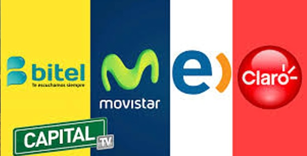 Calls withing Peru with movistar or claro