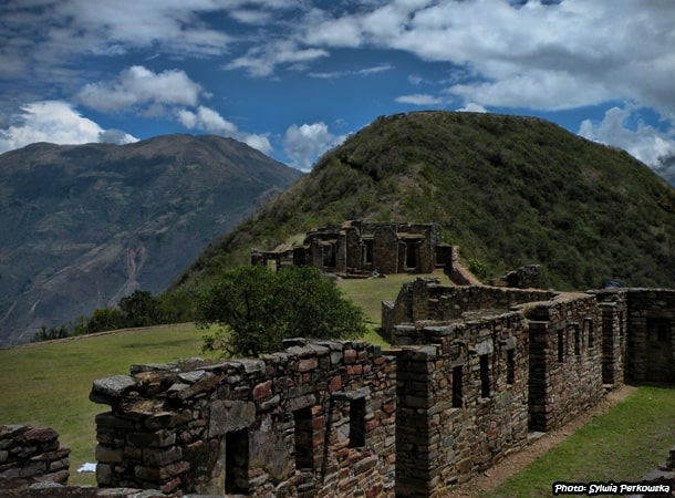 choquequirao tour peru