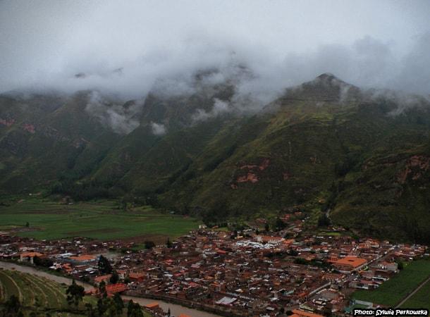 Wyprawa rowerowa z Pisac do Urubamby, Cusco, Peru