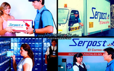 serpost in peru