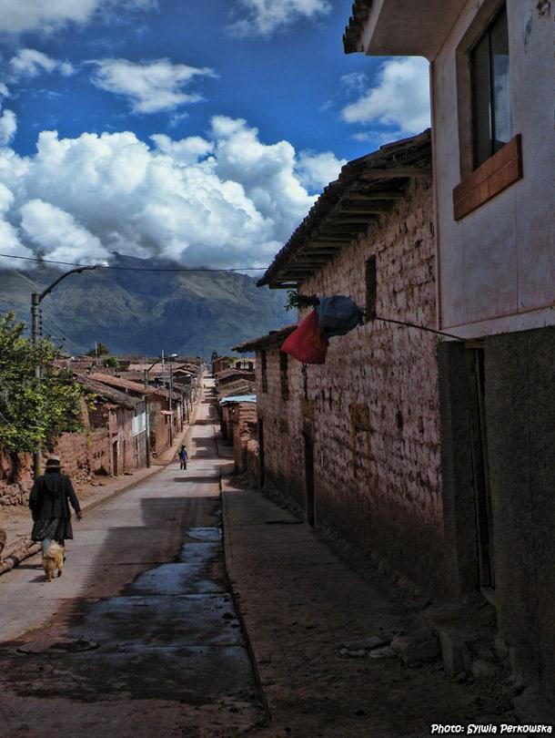 Chicha de jora in Peru