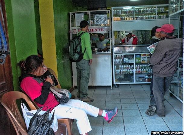 Centro naturista in Peru