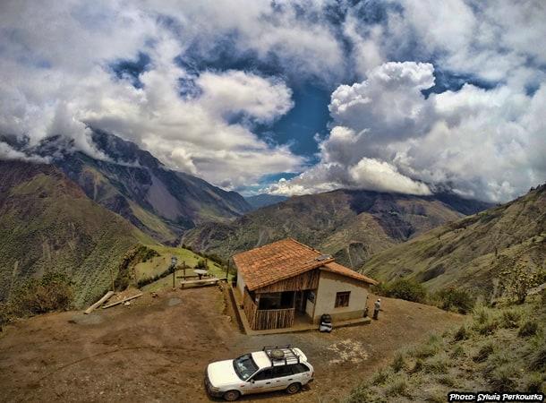 choquequirao trek Peru