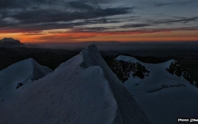 szczyt huayna potosi 6,088 m