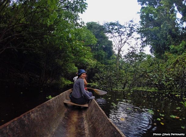 Pacaya Samiria Reserve Iquitos