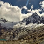 Santa Cruz trekking in Cordillera Blanca