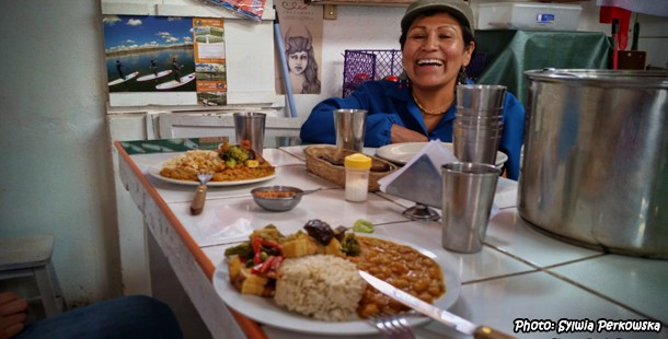 How to find the best restaurant in Cusco for pennies? Govinda Lila!