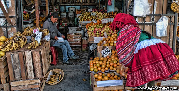 Daily life of Peruvians in some regions. Video