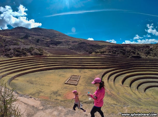 Travel offers in Peru. Biking to Moray