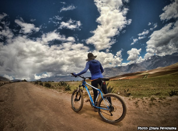 Bicycle trip Moray Salineras de Maras
