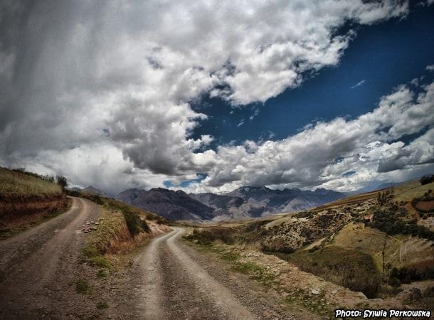 How to do biking tour in Peru