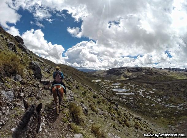 Trekking Ausangate in Peru