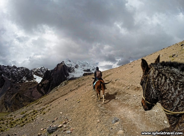 Ausangate trek as the best trekking in Peru