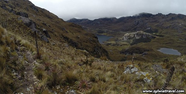 Cajas National Park in Ecuador
