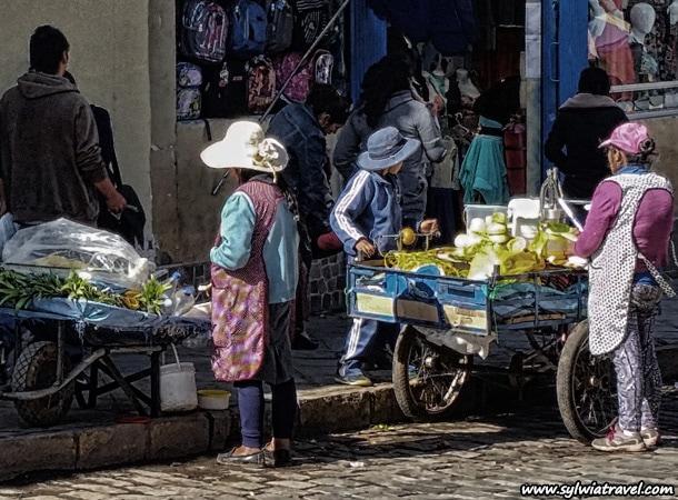 Peruvian style and reality