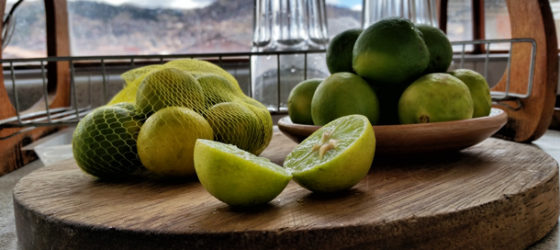 Lemon form Peru perfect not only for Ceviche