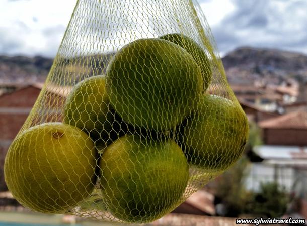 Great lemon from Peru