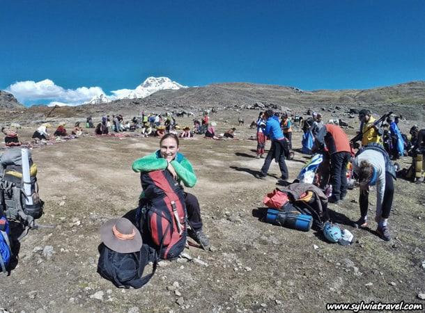 Pacchanta,-Peru,-begining-of-2nd-etap-of-Mujer-Montaña