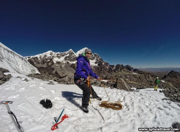 Projekt Mujer Montaña 2015, Peru
