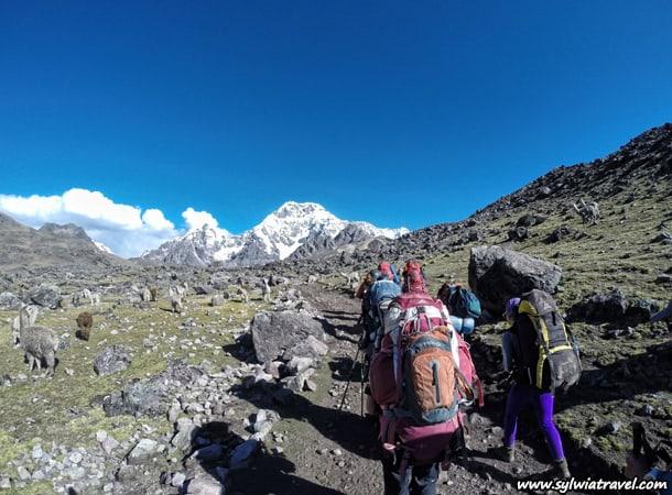 Trekking-Ausangate,-Peru