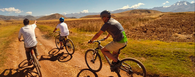 Wyprawy rowerowe po Peru, Cusco region