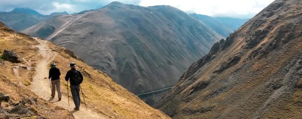 Trekking w Andach Peru