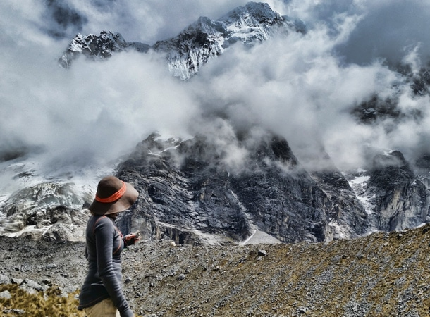 Trekking w Peru Salkantay