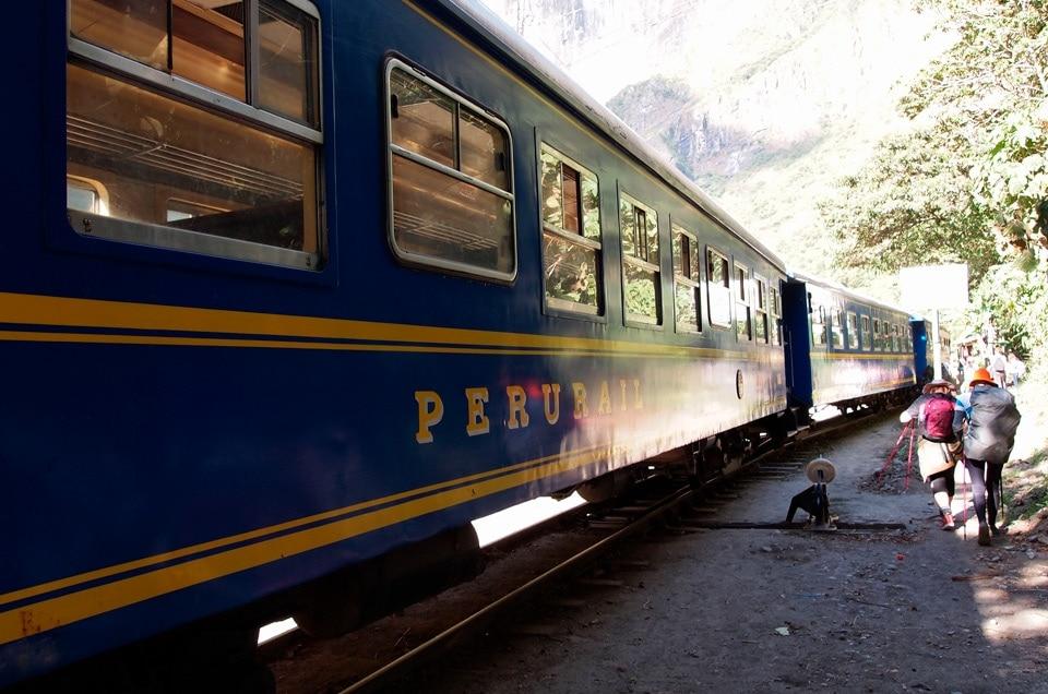 jak się dostać do Machu Picchu w Peru