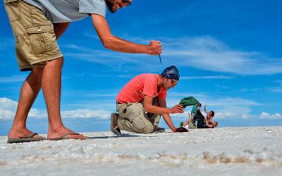 Wyprawy do Boliwii Salar de Uyuni
