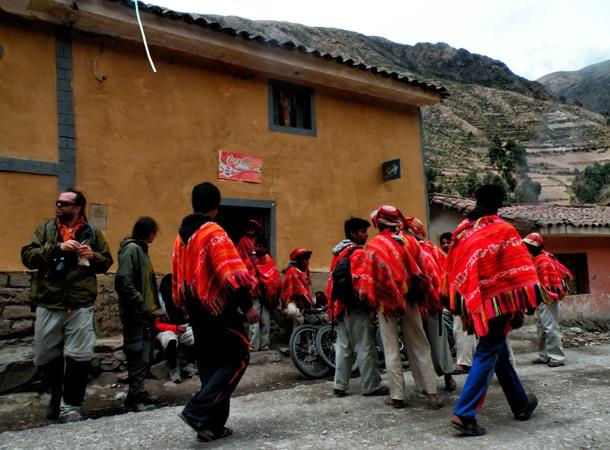 Wyprawy rowerowe po Peru