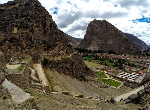 Ollantaytambo i wyprawy do Peru