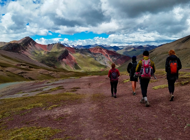 trekkingi w Cusco
