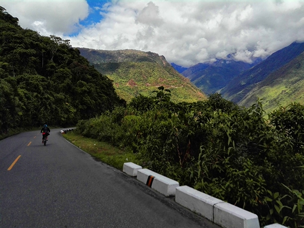 Wyprawdy do Machu Picchu rowerem