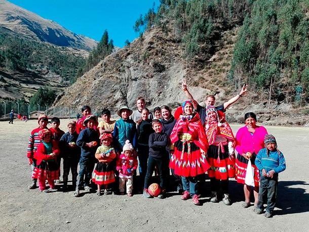 Wakacje w Peru wyprawy do Machu Picchu