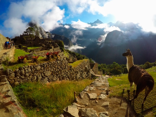 Wyprawy do Machu Picchu w Peru
