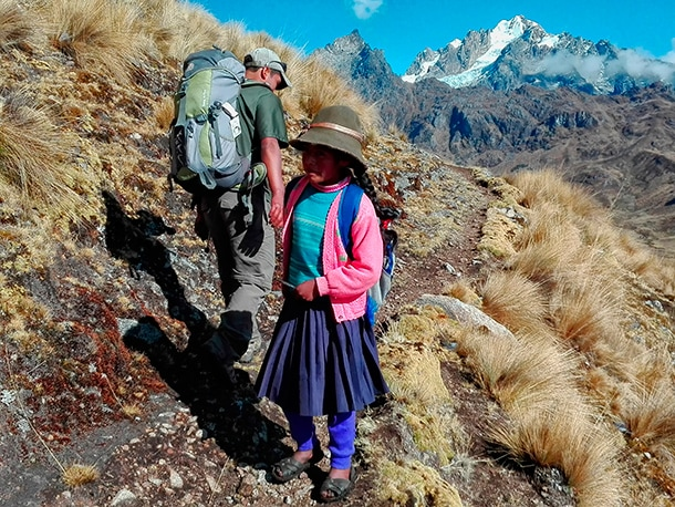 wyprawy do machu picchu Peru