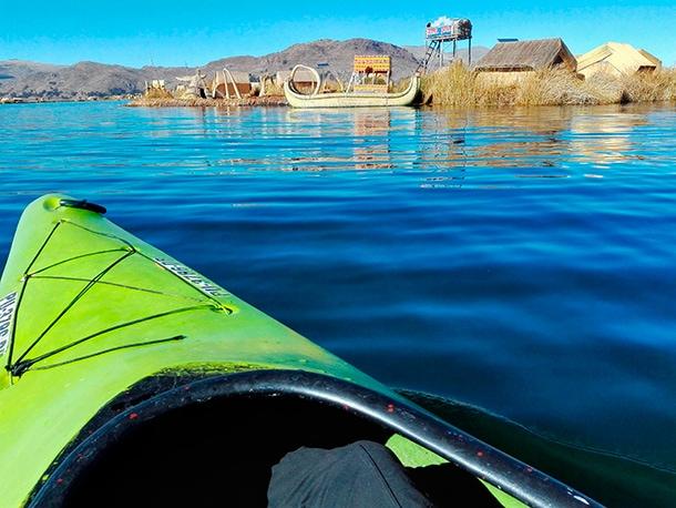 wyprawy kajakowe po Peru i jeziorze Titicaca