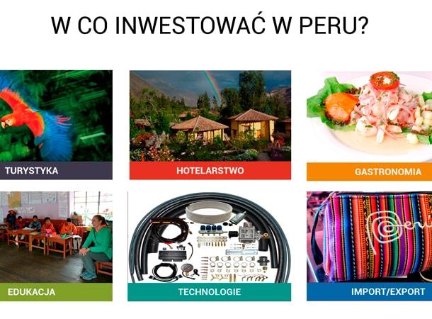 Inspiracje biznesowe, czyli współpraca gospodarcza między Polską i Peru