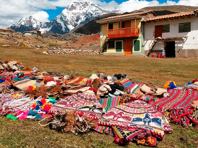 Czapki z Peru jako super prezenty