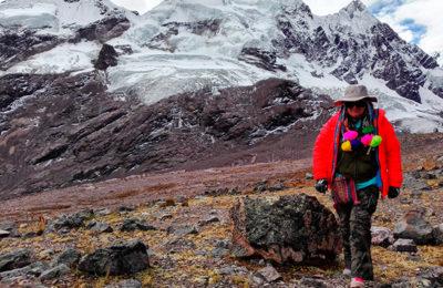 Trekking w Andach w Peru