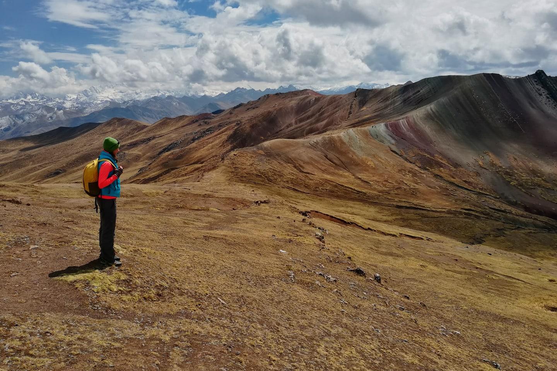 Rainbow Mountains Palcoyo & Queswachaka Bridge Tour