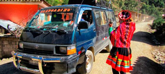 Peru transport