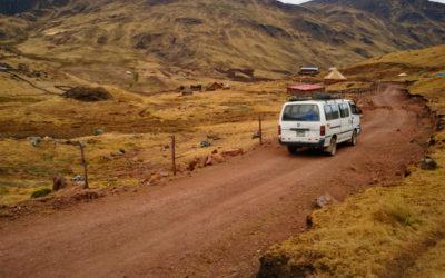 Transport publiczny w Peru