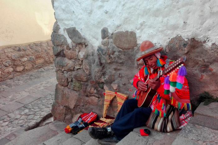 Po Peru z naszym planem wyprawy