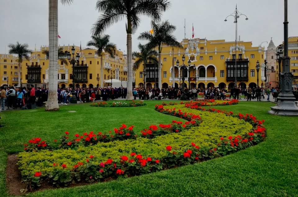 Przewodnik po Limie w Peru