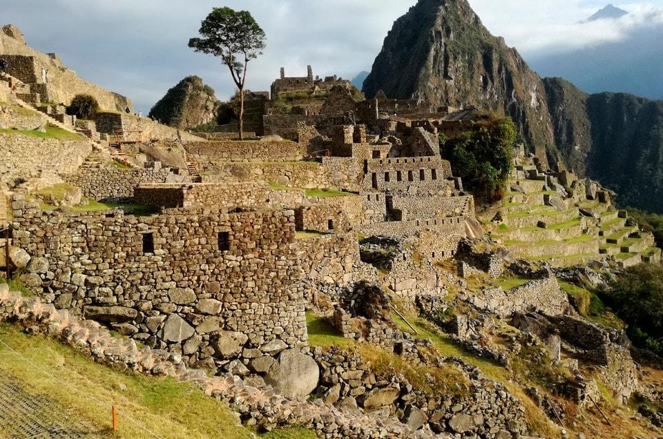 Machu Picchu wycieczki po Peru