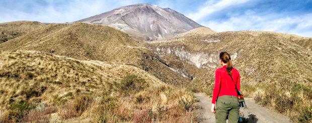 Trzy wulkany do zdobycia w okolicy Arequipa w Peru